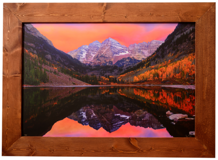 Maroon Bells Limited Edition Framed Print