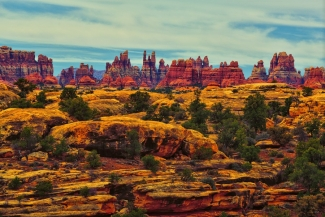 Northern Needles, Canyonlands National Park