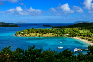Tropical Paradise in the Virgin Islands