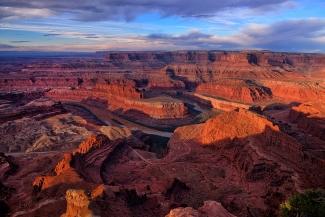 Canyonlands Dead Horse Point Sunrise
