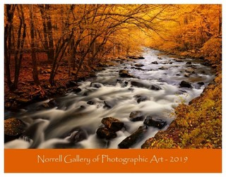 2019 Fine art nature photography calendar from the Norrell Gallery